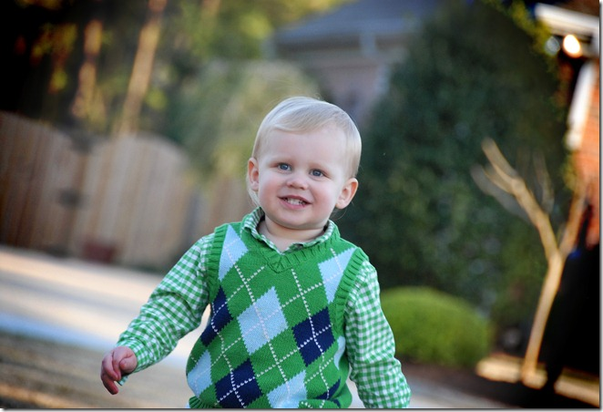 18 months in argyle outside
