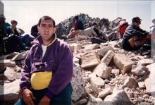 Descanso en el Paso de Mahoma - 1.993ko abuztuaren 5ean