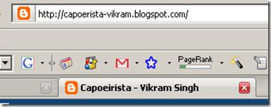 vikram blog