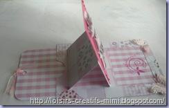 carte 3D coulissante