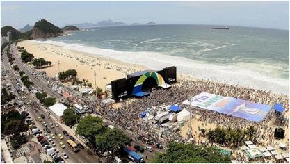 olimpiadas 2016 festa RJ