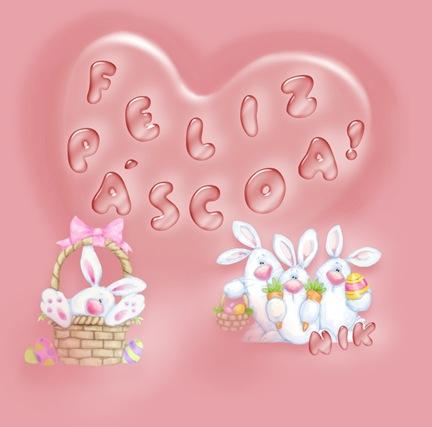 Feliz Páscoa 2