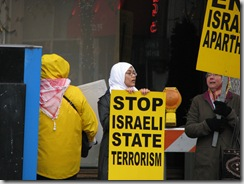 Seattle Israel prostest003