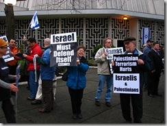 Pro-Israel Rally 017