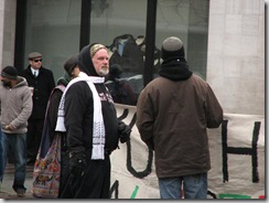 St.Pats Day and Gaza protest 013