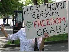 Protest Obama Care 070