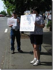 Protest Obama Care 233