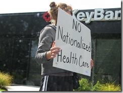 Protest Obama Care 005