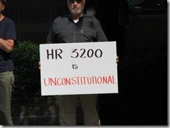 Protest Obama Care 031