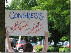 Protest Obama Care 241