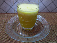 Pineapple Juice and Pineapple Chat