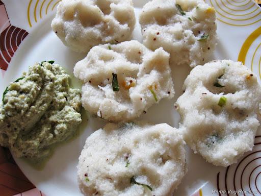 Rice Dumplings or Gidde