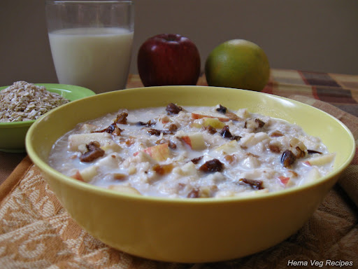 Oats Breakfast
