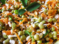Mung Bean Sprout Salad