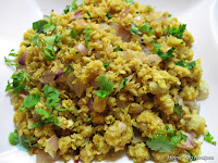 Oats Upma