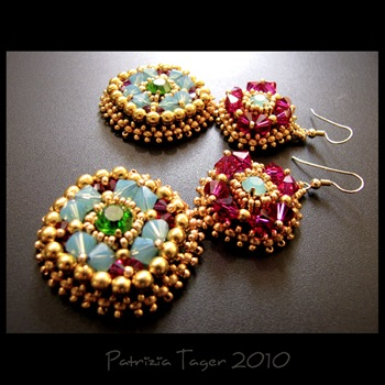 bollywood princess - earrings 01 copy