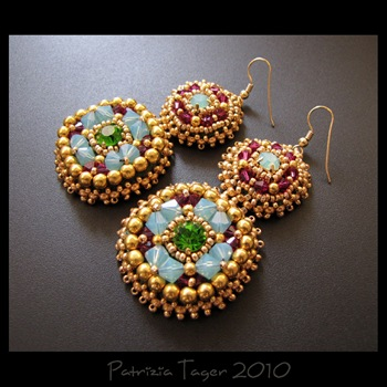 bollywood nights - earrings 02 copy