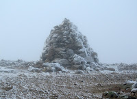 Giant cairn. Photo