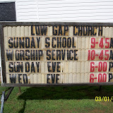Low Gap Church Cmetery photos