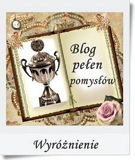 Blog pełen pomysłów