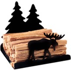 Moose Indoor Wood Holder