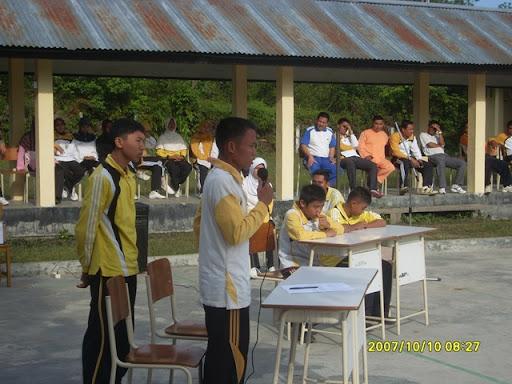 Ketua OSIS SMA Pintar Kuantan Singingi Periode 2009/2010
