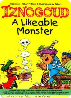 12 likekable monster