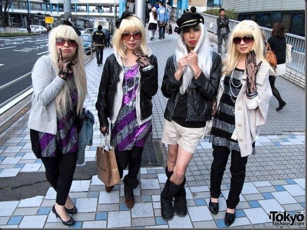 Gagamania em Toquio (74)