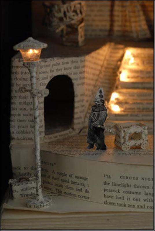 Esculturas com livros (20)