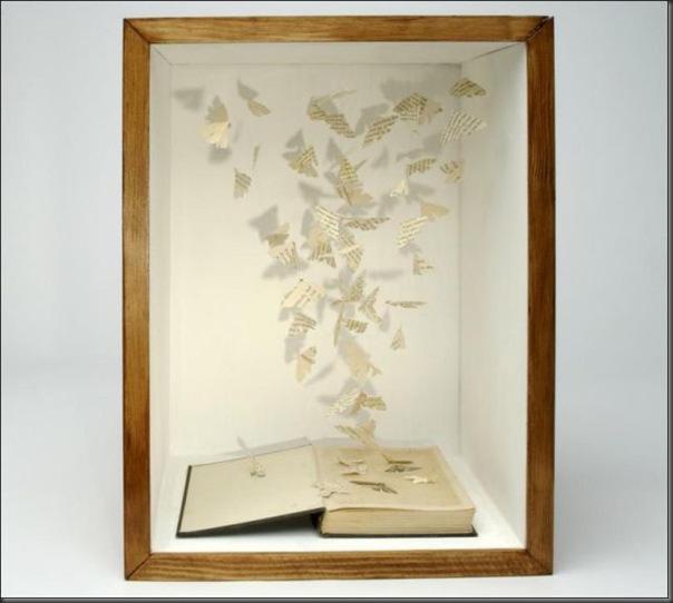 Esculturas com livros (10)