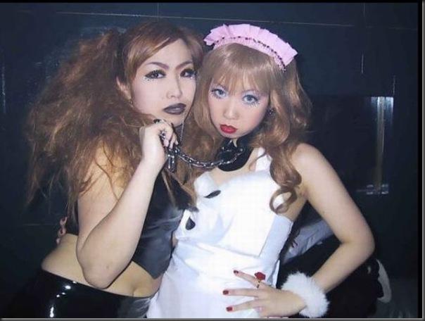 Garotas góticas no Japão (9)