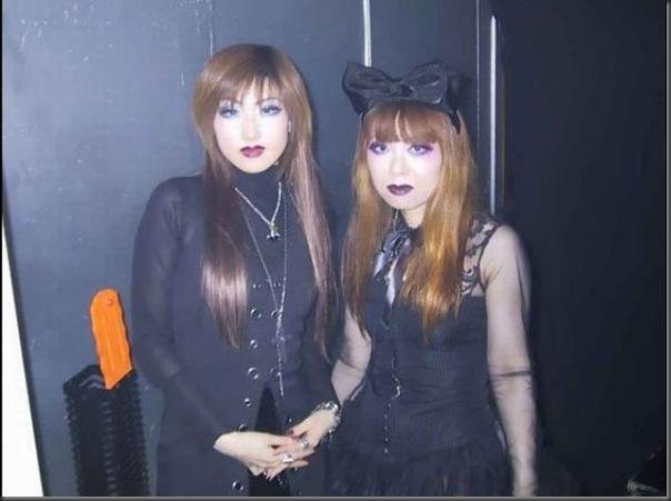 Garotas góticas no Japão (6)