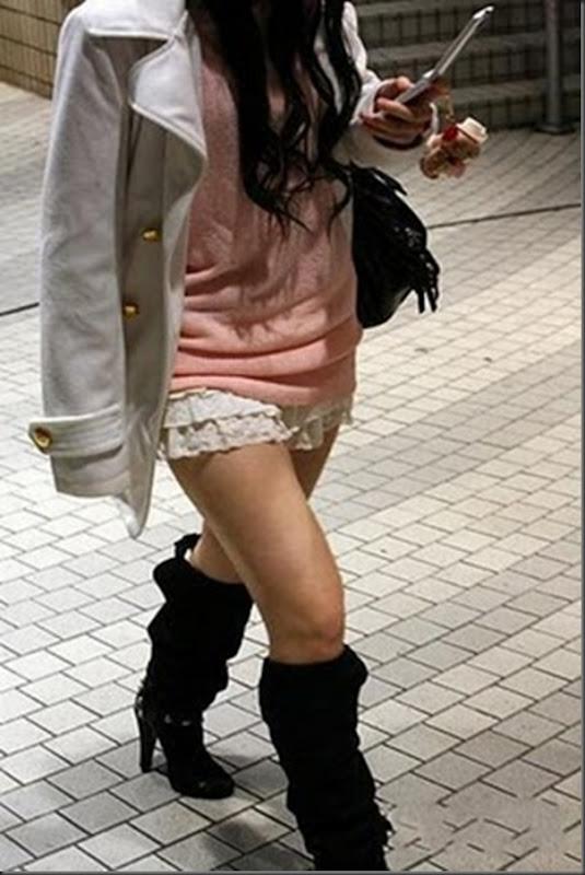 A moda na rua das garotas japonesa (6)