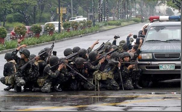 Fotos de forças especiais de diferentes países em ação (43)