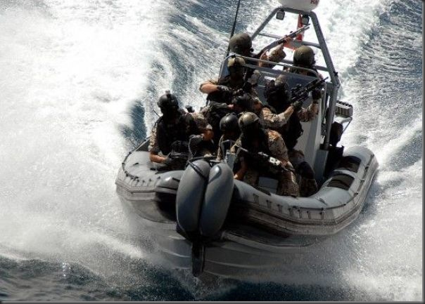 Fotos de forças especiais de diferentes países em ação (15)
