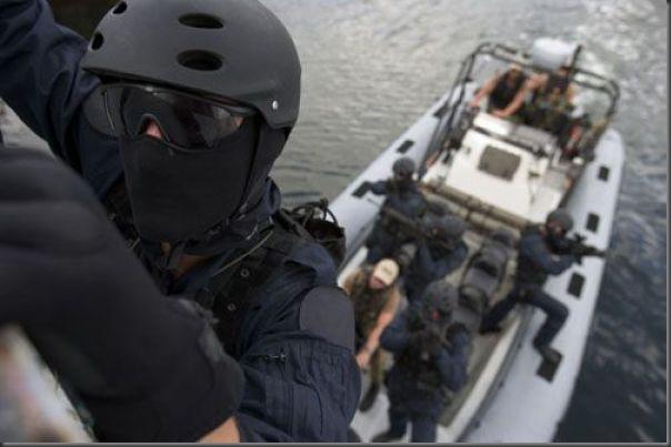 Fotos de forças especiais de diferentes países em ação (28)