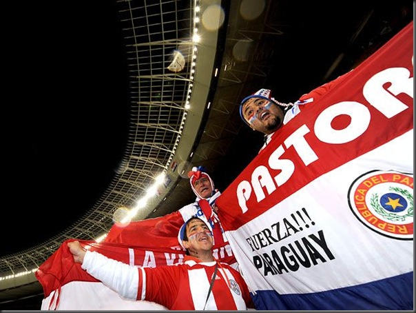 torcedores paraguaiosdfdfdf