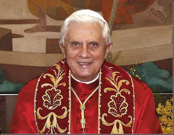 As várias faces de Papa Bento XVI (3)