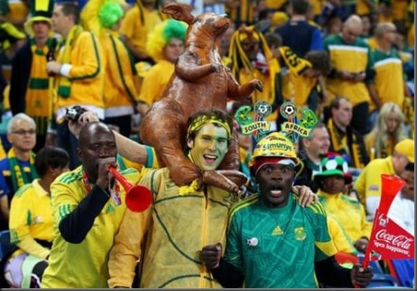 Fantasias loucas e engraçadas na copa do mundo da África do Sul (38)