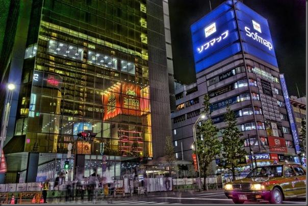 Belas fotos de Tóquio em HDR (22)