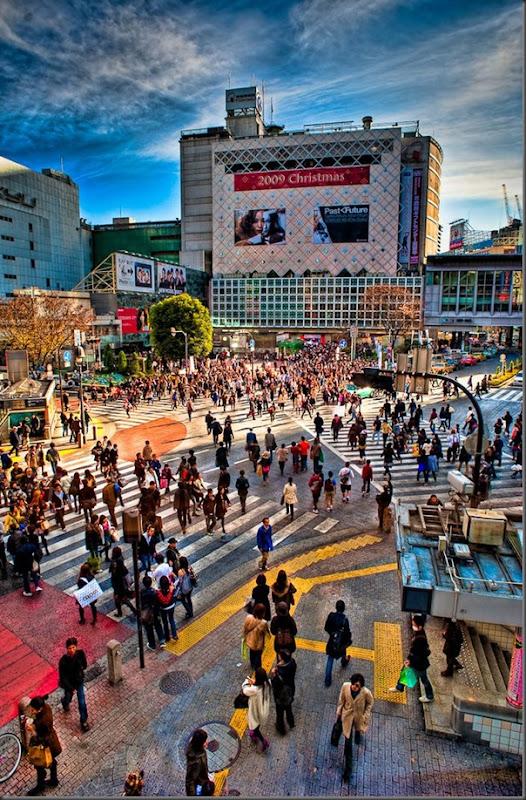 Belas fotos de Tóquio em HDR (54)