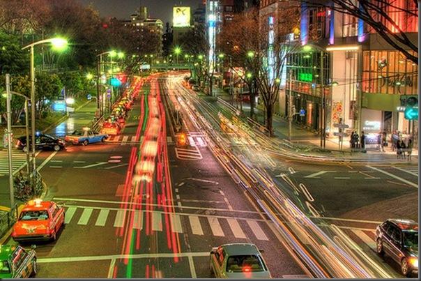 Belas fotos de Tóquio em HDR (8)