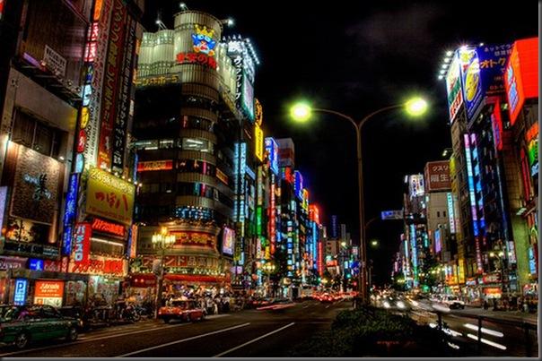 Belas fotos de Tóquio em HDR (3)