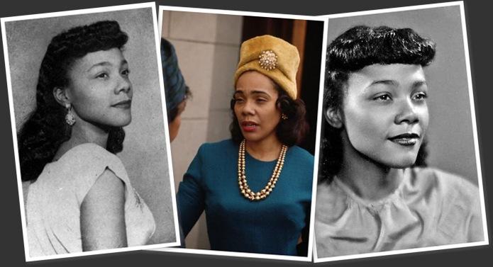 View Stylish Coretta Scott King