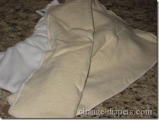 rumpsack pocket diaper insert