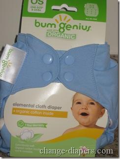 Bumgenius Organic AIO Diaper