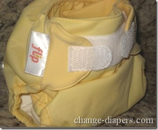 flip diaper and organic insert