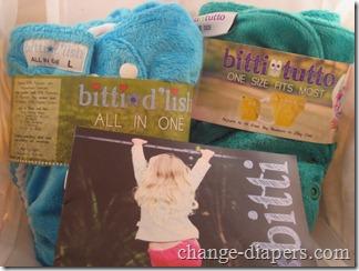 Itti Bitti Diapers