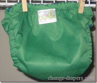 Sprout Change Cloth Diaper