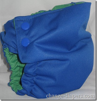crawler sprout change cloth diaper